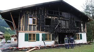 Le pavillon de Vasella, le président de Novartis incendié ...